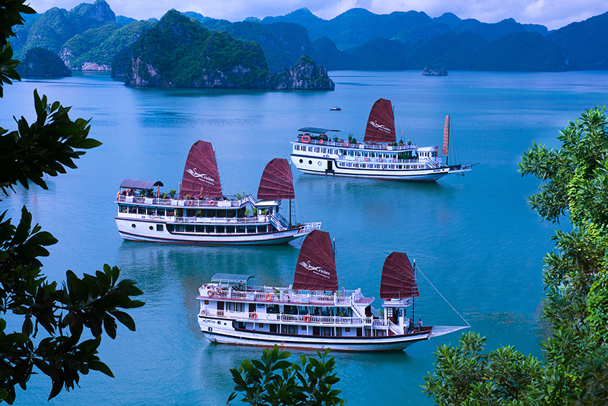 Halong Bay 3Days 2 Nights- Swan Cruise***